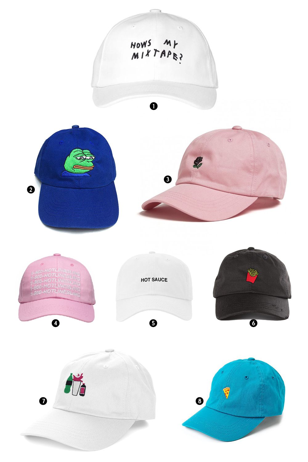 d7f01f3da2a  DadHat    The Crown of Normcore - The Hundreds