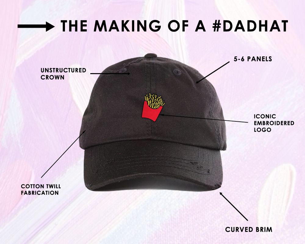 7de40ef442f DadHat    The Crown of Normcore - The Hundreds