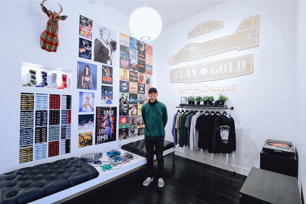 How My Brand Became the First to Have a Pop-Up Shop at Benny Gold ...