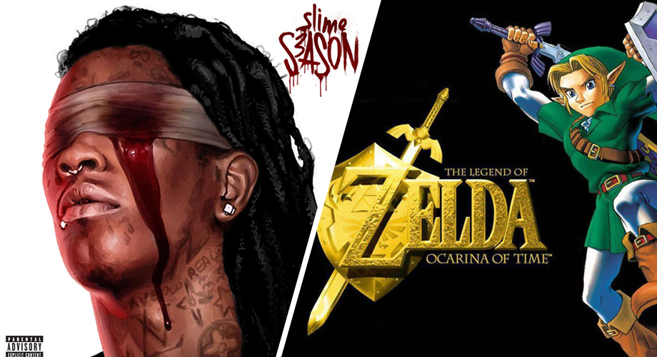 This Producer/DJ Mixed Young Thug with Music from 'Zelda