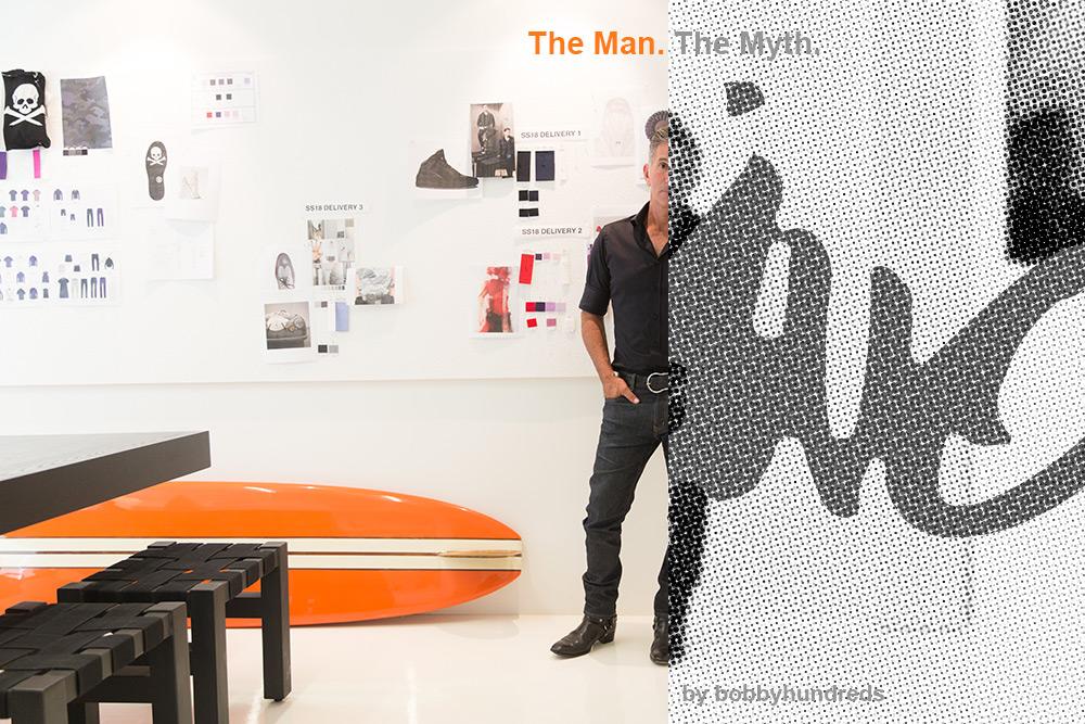 the man. the myth. mossimo. - the hundreds