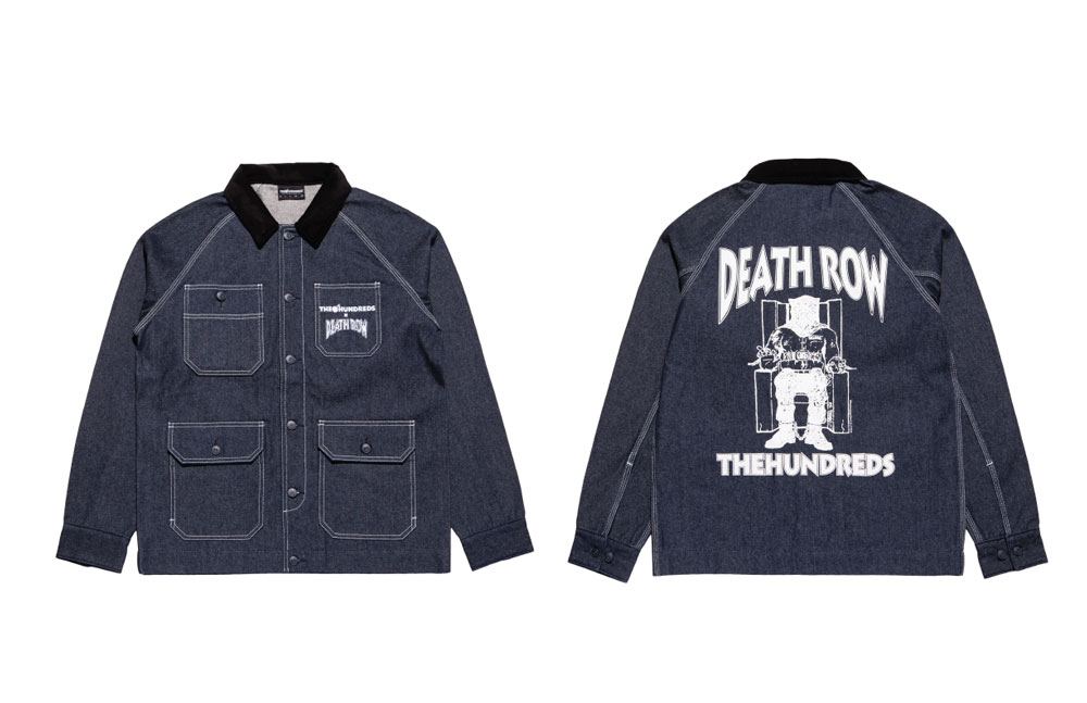 1bce99f312c42 Introducing The Hundreds X Death Row    Available Now - The Hundreds
