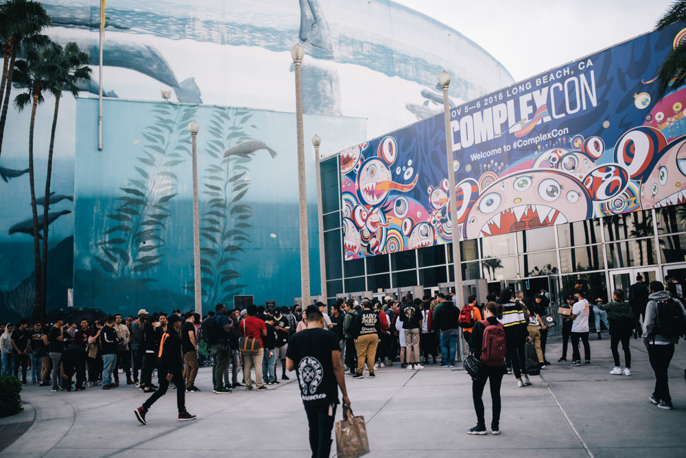 It Was Called Complexcon And In Conjunction With Complex Magazine The 2 Day Event Would Be Like Agenda