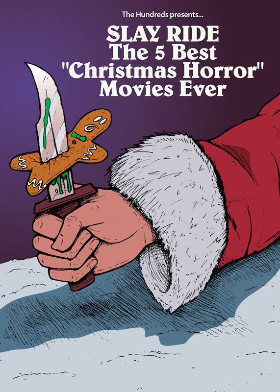 5 elves 1989 - Best Christmas Horror Movies