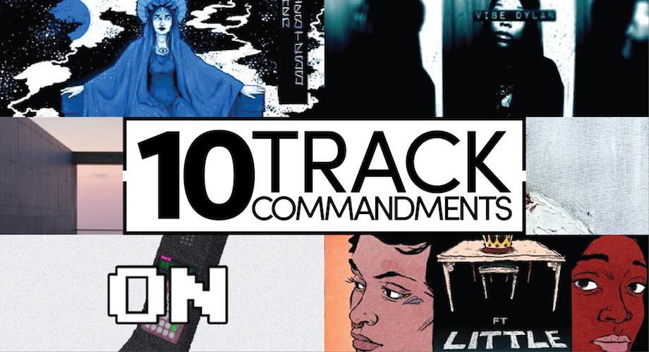 10 TRACK COMMANDMENTS :: Boy Bye - The Hundreds