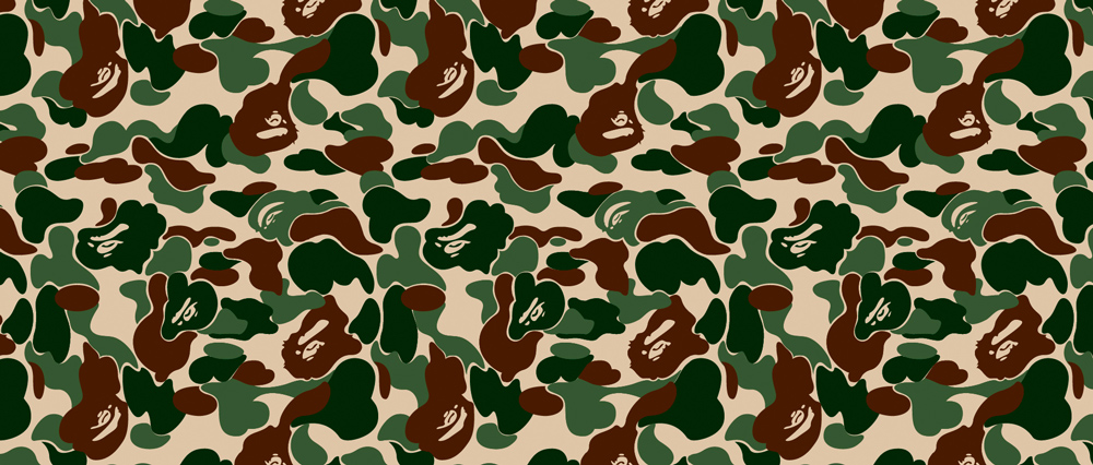 a1da0754 It goes without saying that the BAPE all-over camo is effectively one of  the most iconic prints in clothing, much less Streetwear.