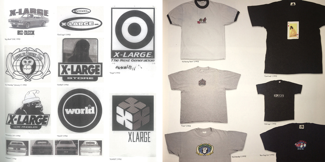 """4395a57b """"XLARGE was never going to be the brand that stayed true to the game, we  were the brand that was going to stay true to the player…"""