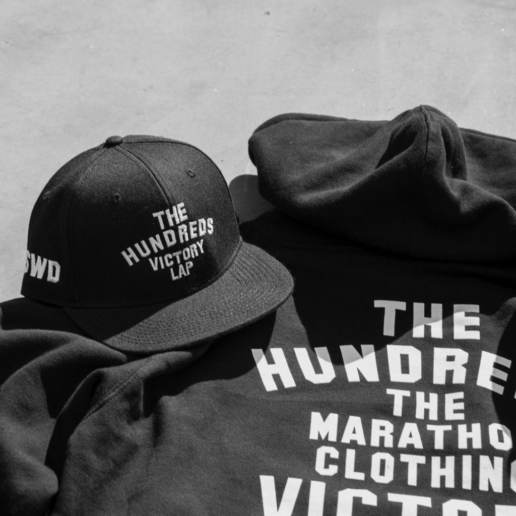 e21f2de9132 The Hundreds X The Marathon Clothing - The Hundreds