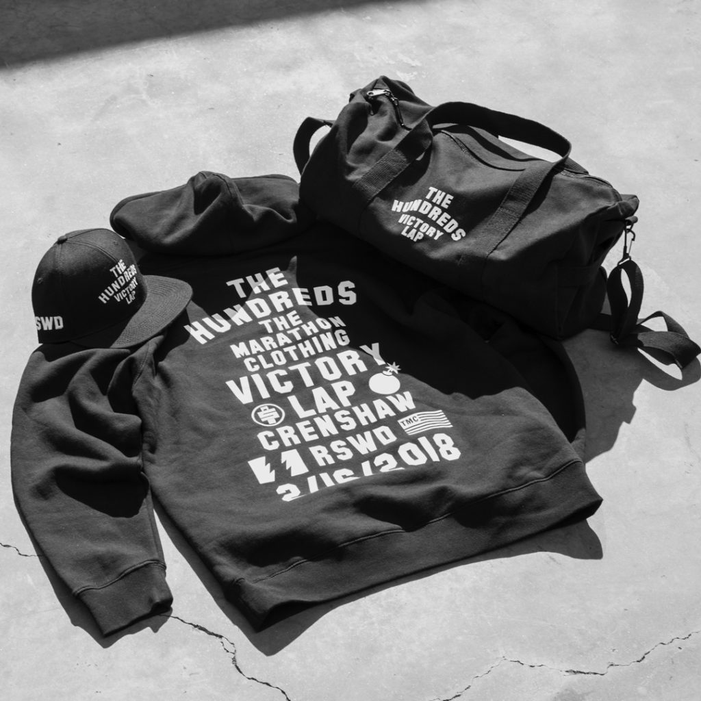 The Hundreds X The Marathon Clothing - The Hundreds