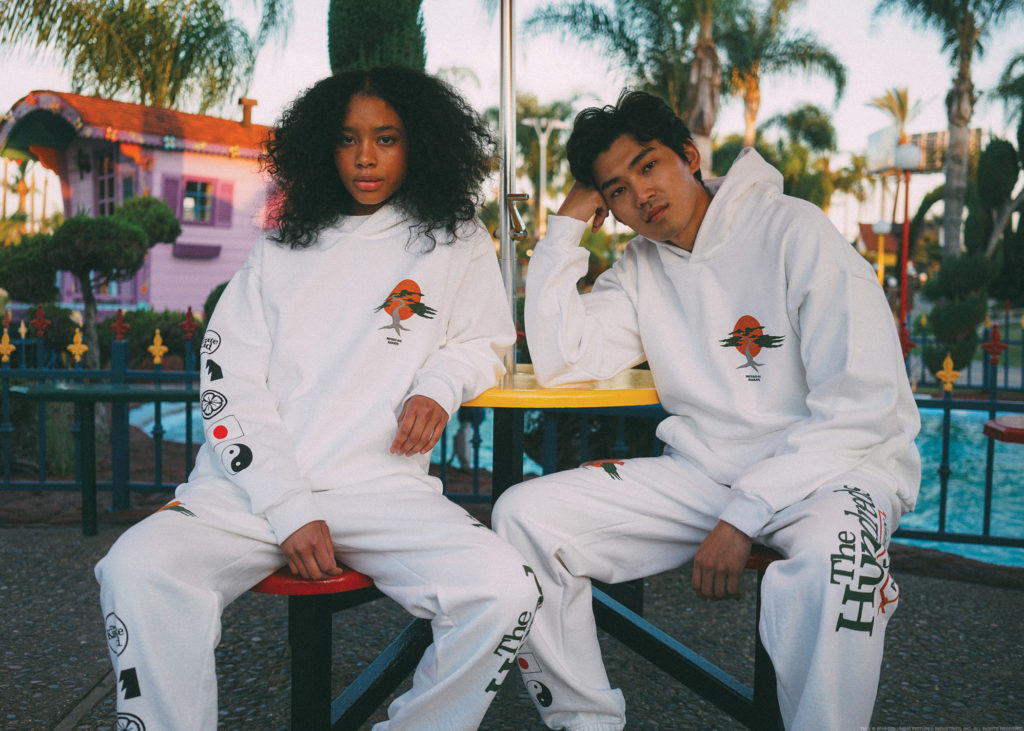 The Hundreds X Karate Kid Is A Collection Inspired By S Timeless Underdog Story Of Daniel San And Mr Miyagi Vs Iconic Villainous Cobra