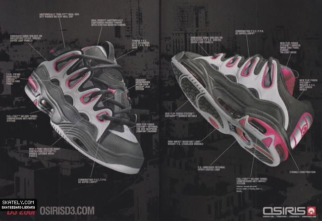 The Real Story of the Osiris D3 and Its Designer Brian Reid