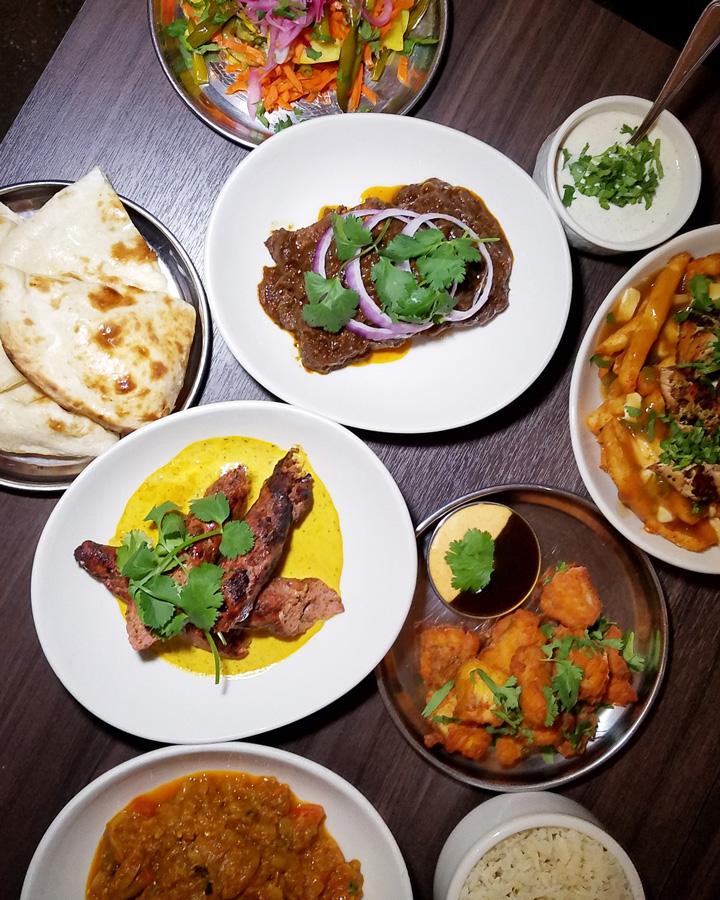 Badmaash!! :: Leaders of the New School of Immigrant Cuisine - The