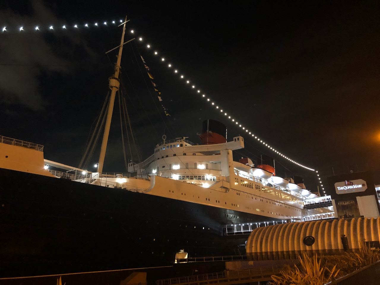 Image result for haunted queen mary