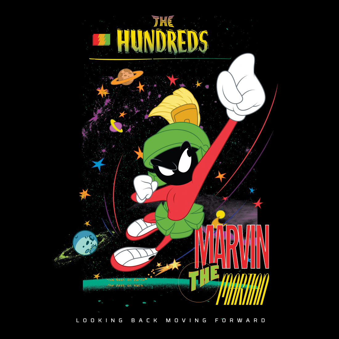 b85d06c7fc7 THE HUNDREDS X LOONEY TUNES: MARVIN THE MARTIAN DROPS ON THURSDAY, ...