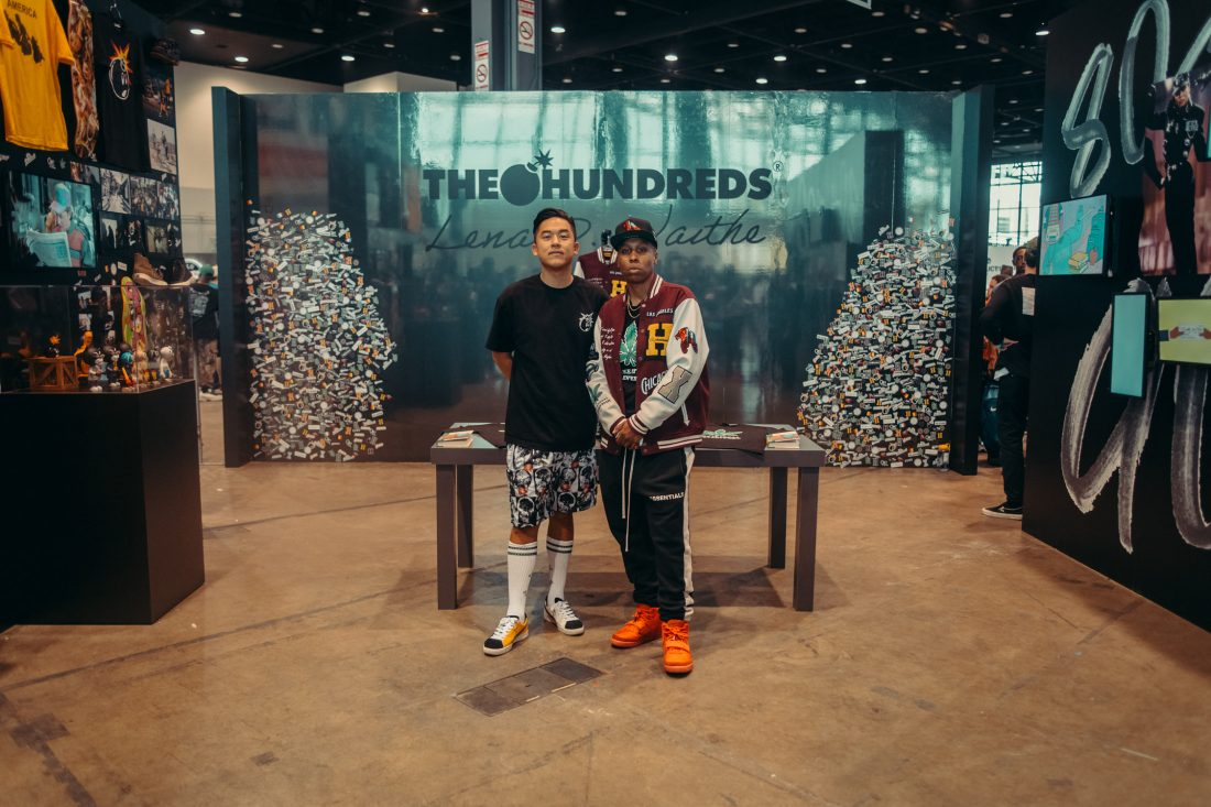 RECAP :: The Hundreds Was Everywhere in Chicago - The Hundreds