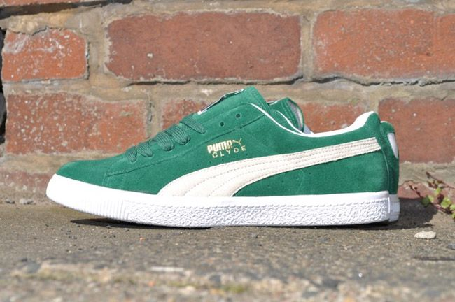 The Many Sides Of Puma Clydes The Hundreds