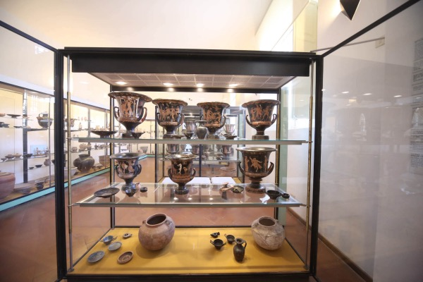 Parco Archeologico delle Isole Eolie Museo Luigi Bernabò Brea