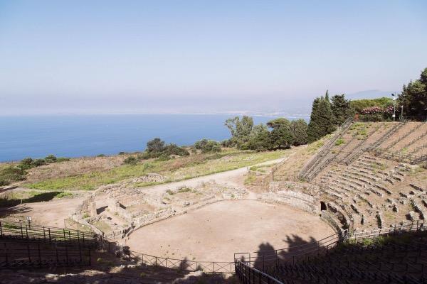 Parco archeologico di Tindari