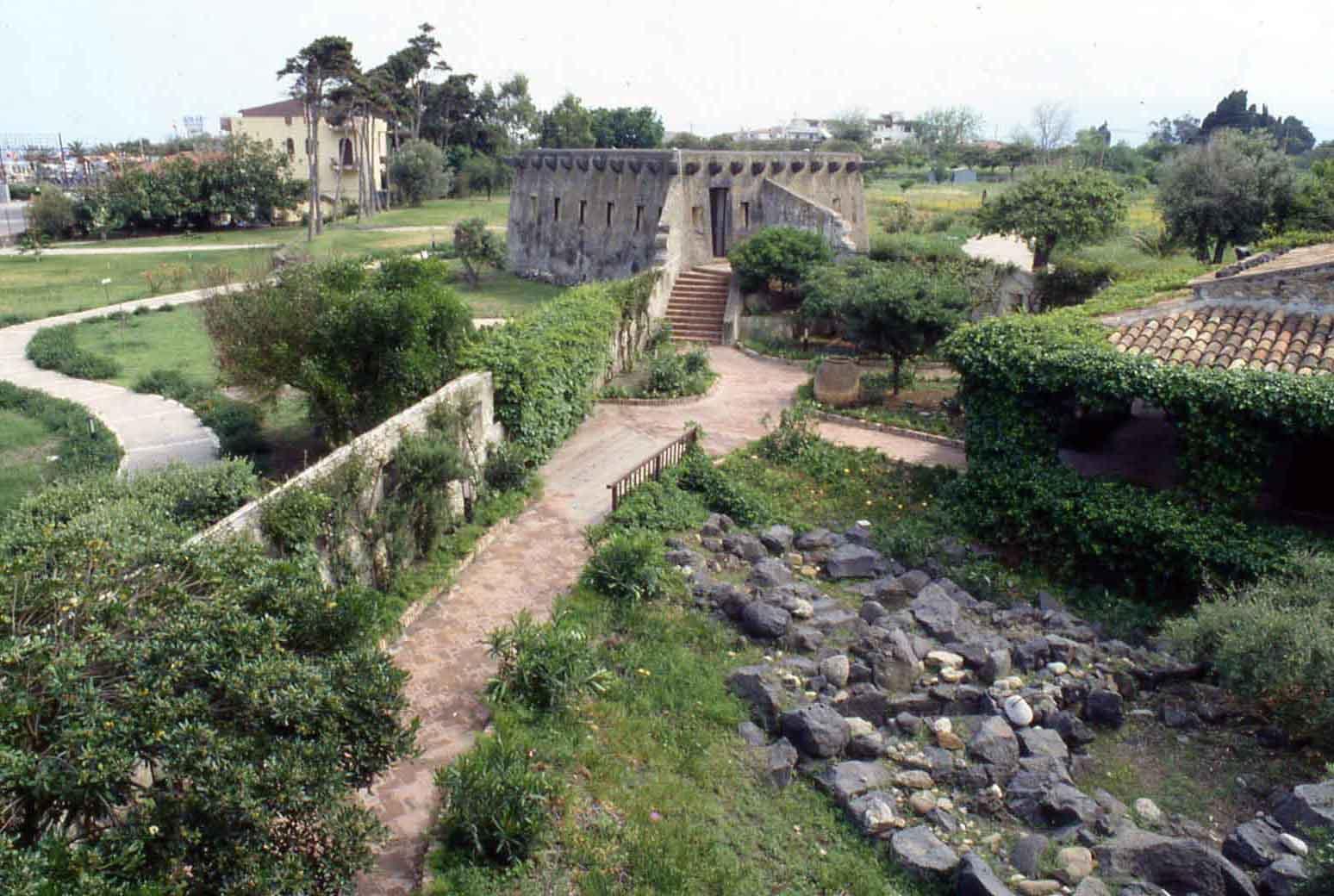 Area Archeologica di Giardini Naxos