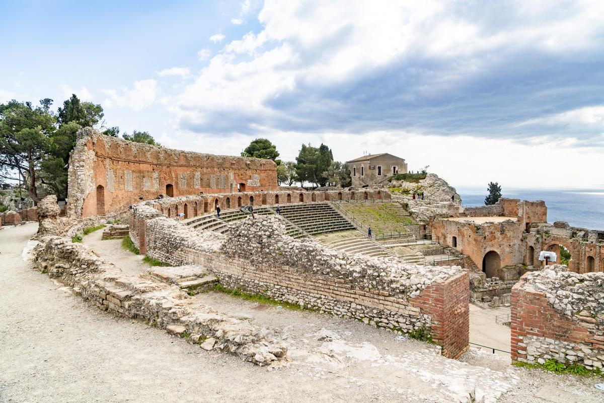 Panoramica Teatro Antico