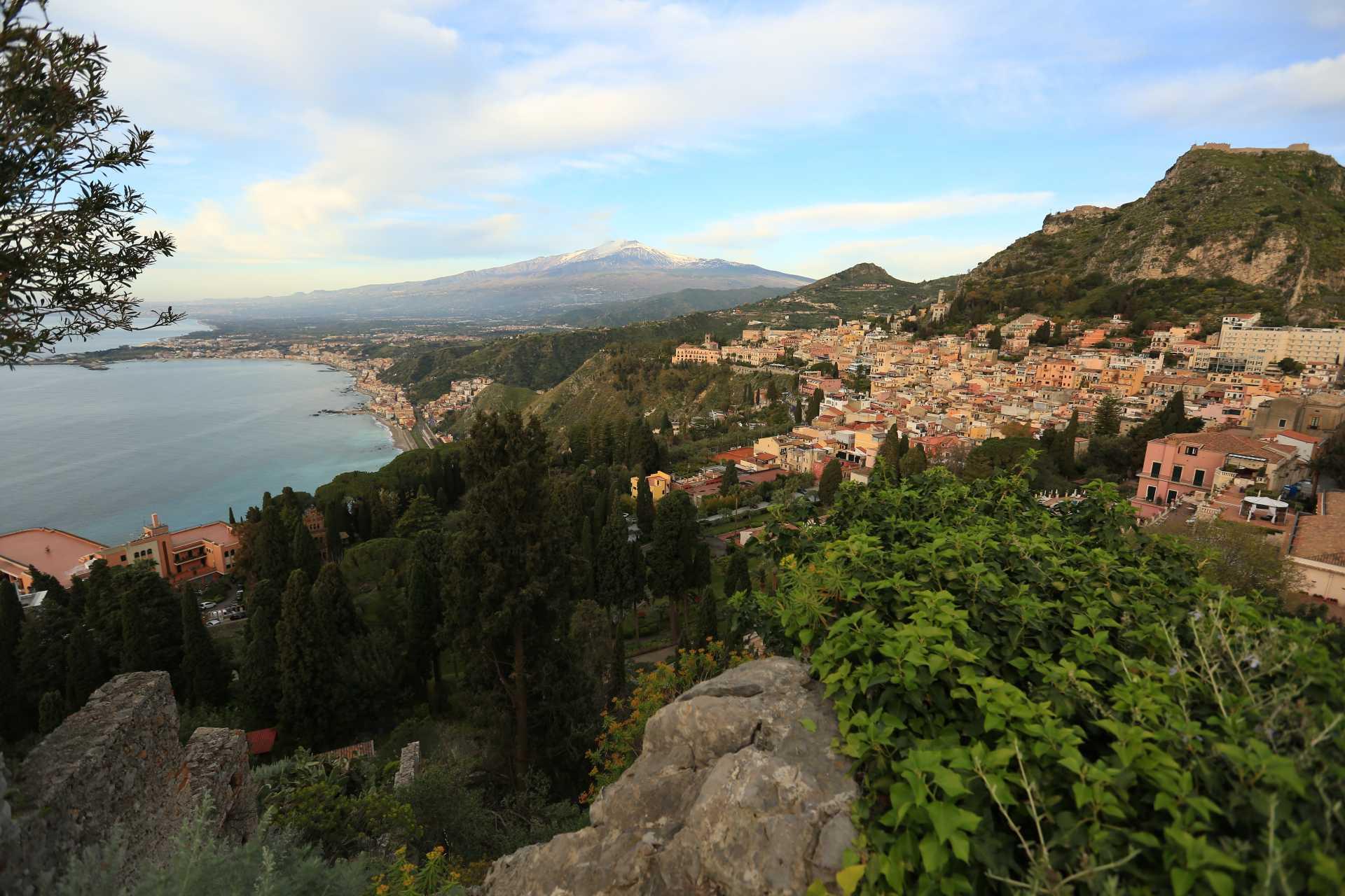 Taormina & Naxos