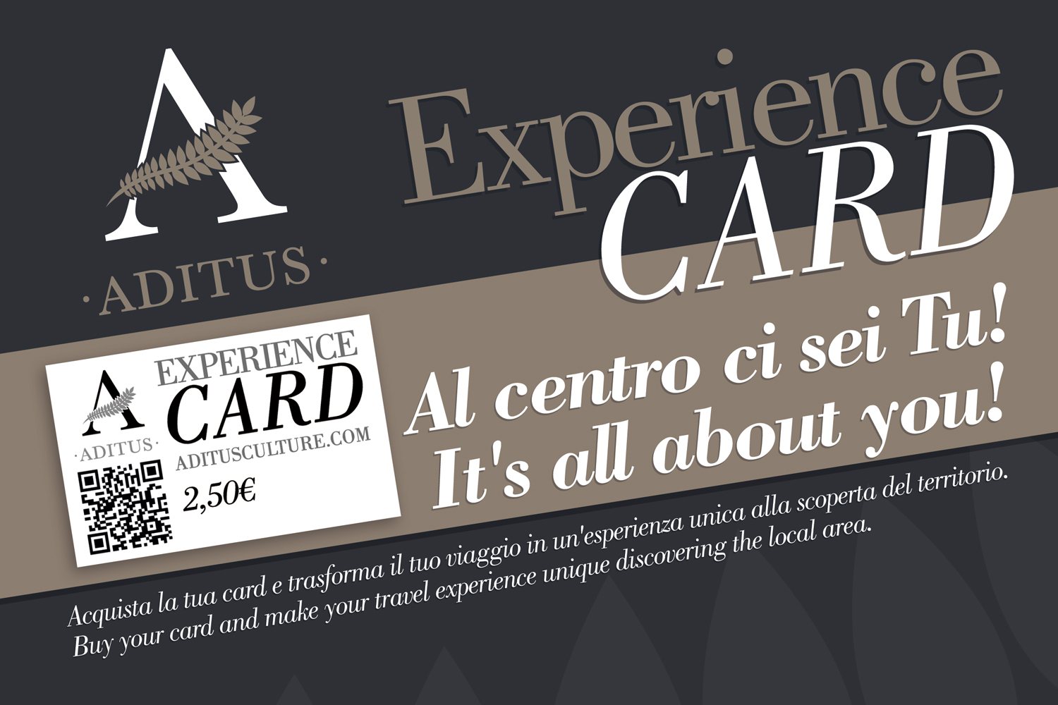 Experience Card