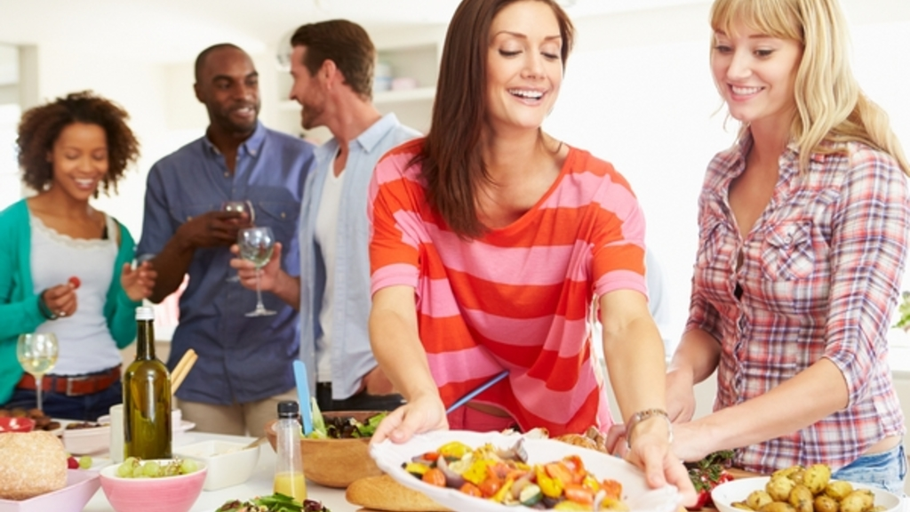 4 Tips for Hosting Dinner Parties for the Busy Woman