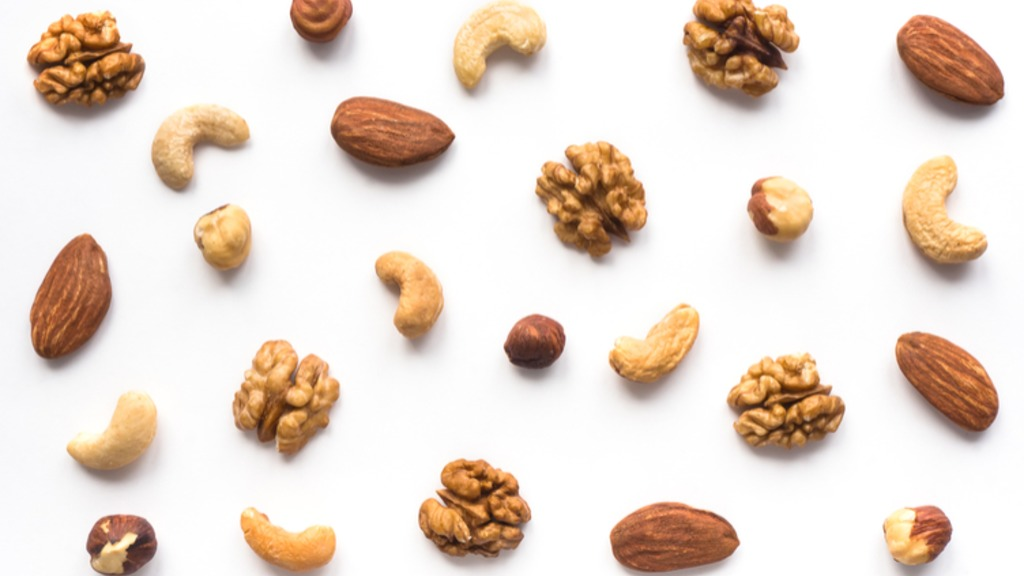 We're Just Nuts About Nuts