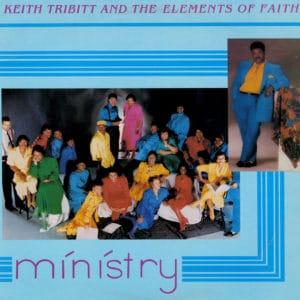 Keith Tribitt & Elements Of Faith Ministry WFL Records LP Vinyl
