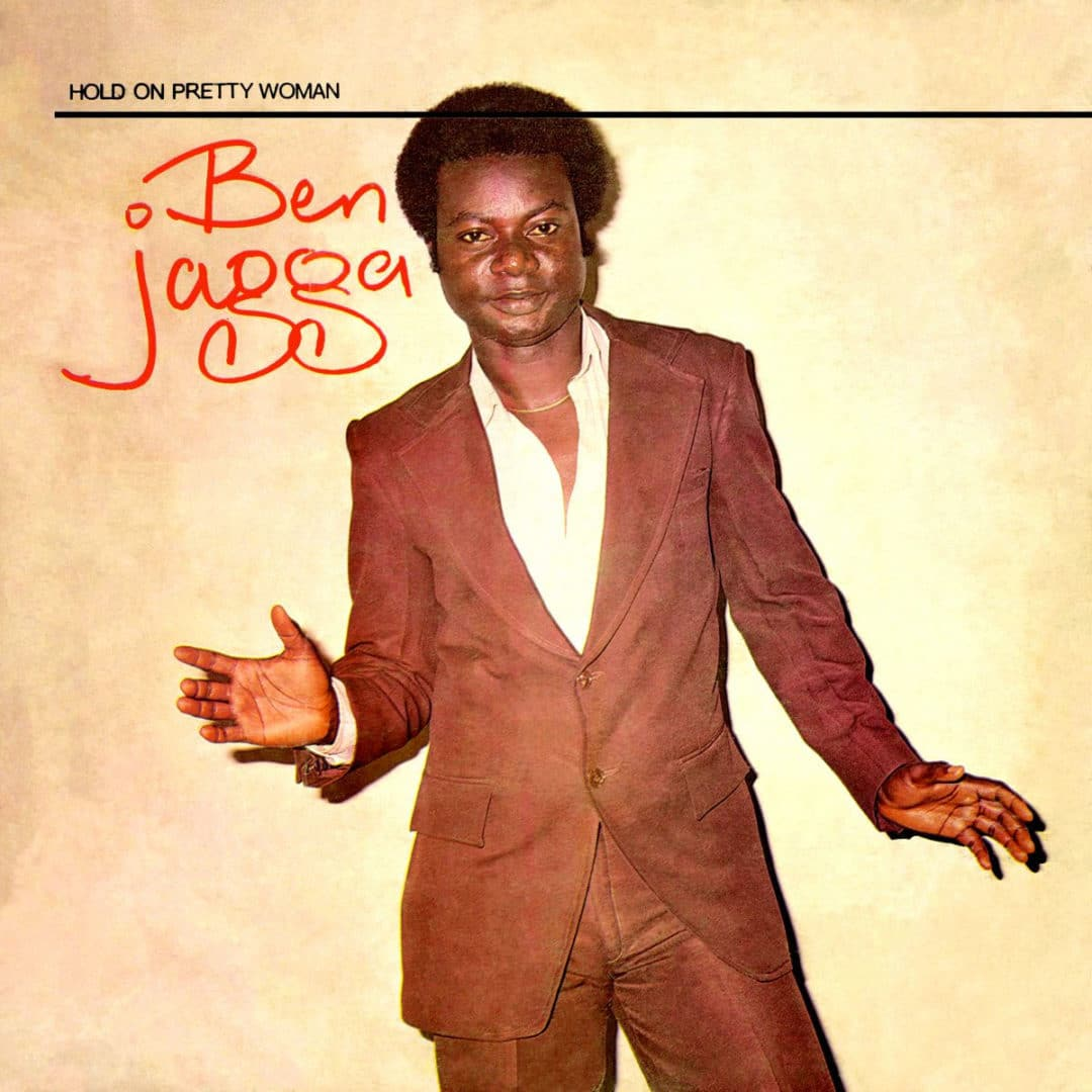 Ben Jagga Hold On Pretty Woman BBE LP Vinyl
