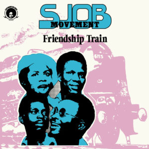 SJOB Movement Friendship Train Cultures Of Soul LP, Reissue Vinyl