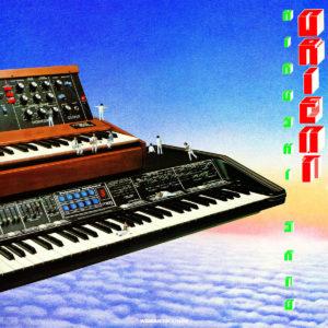 Hiroshi Sato Orient Wewantsounds LP, Reissue Vinyl