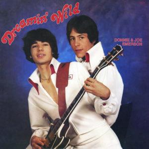 Donnie & Joe Emerson Dreamin' Wild Light In The Attic LP, Reissue Vinyl