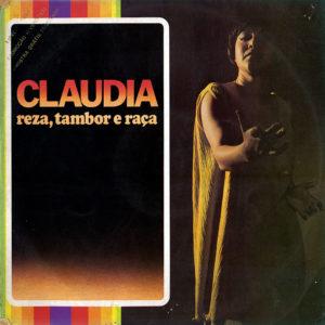Claúdia Reza, Tambor E Raça RCA Victor LP Vinyl