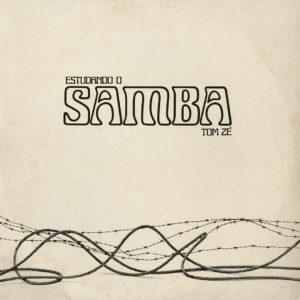 Tom Zé Estudando O Samba Continental LP, Reissue Vinyl