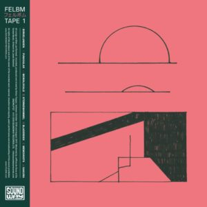 Felbm Tape 1 / Tape 2 Soundway Compilation, LP Vinyl