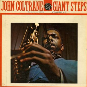 John Coltrane Giant Steps Atlantic LP Vinyl