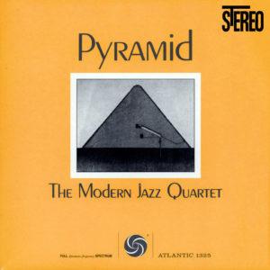 The Modern Jazz Quartet Pyramid Pure Pleasure LP, Reissue Vinyl