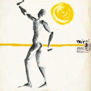 Priscilla Ermel Tai Chi – Gestos De Equilíbrio Estúdio Eldorado Original Vinyl