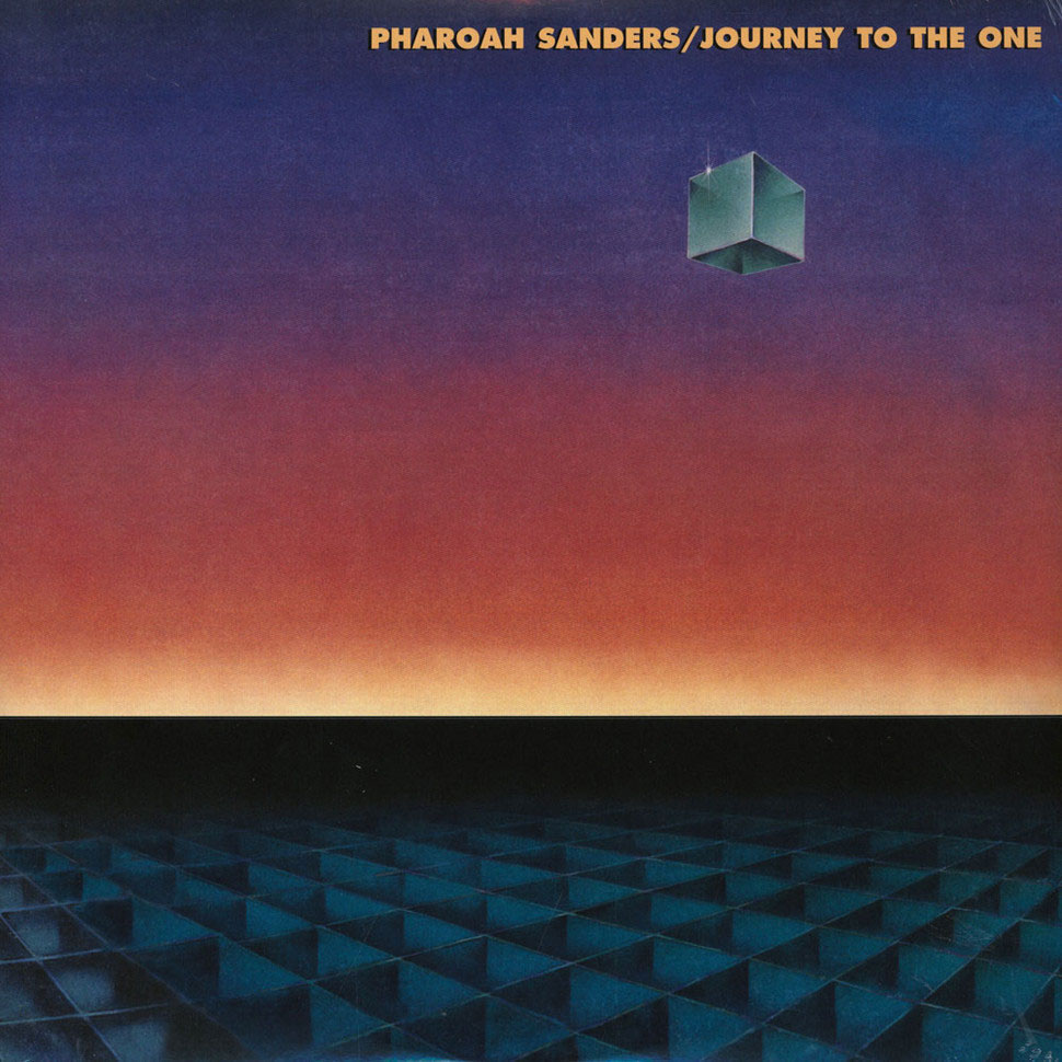 Pharoah Sanders Journey To The One Theresa Records 2xLP, Reissue Vinyl