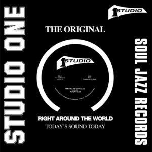 "Alton Ellis, The Soul Vendors I'm Still In Love / Just A Bit Of Soul Soul Jazz Records 12"", Reissue Vinyl"