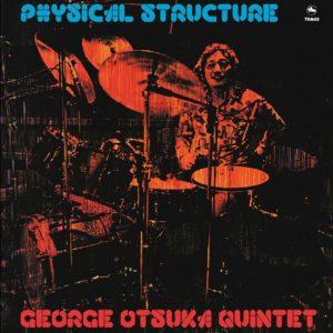 George Otsuka Quintet Physical Structure Le Très Jazz Club LP, Reissue Vinyl