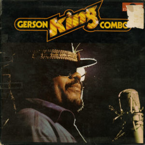Gerson King Combo Gerson King Combo Polydor LP Vinyl