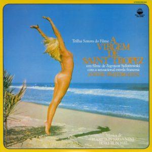 Hareton Salvanini A Virgem De Saint Tropez Polysom LP, Reissue Vinyl