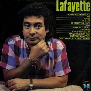 Lafayette Lafayette Copacabana LP Vinyl