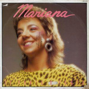 Mariana De Ponta A Ponta 3M Original Vinyl