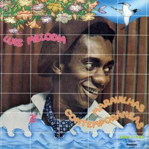 Luiz Melodia Maravilhas Contemporâneas Som Livre Original Vinyl