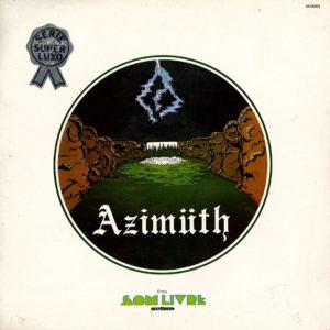 Azymuth Azimüth Som Livre LP Vinyl