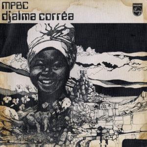 Djalma Correa Baiafro Philips LP Vinyl