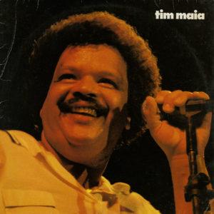 Tim Maia Tim Maia (1980) Polydor LP Vinyl